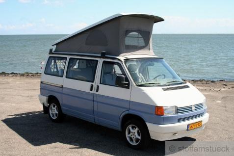 Faltenbalg Aufstelldach Westfalia VW T4 1991 - 1996 3 Fenster
