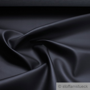 Stoff PVC Kunstleder skai® Palma NF schwarz feine Narbung lichtecht scheuerfest