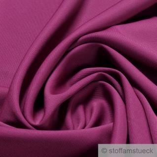 Stoff Viskose Polyester Leinen Leinwand fuchsia fein leicht