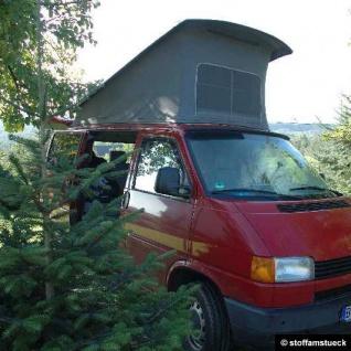 Faltenbalg Aufstelldach Westfalia VW T4 1991 - 1996 1 Fenster California