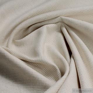 Stoff Baumwolle Leinen Panama natur natürlich schlicht stilvoll durchgefärbt