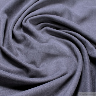 Stoff Polyester Panama grau angeraut breit Polsterstoff 30.000 Martindale robust