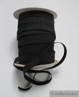 Polyethylen Elasthan Gummiband schwarz 20 mm breit elastisch