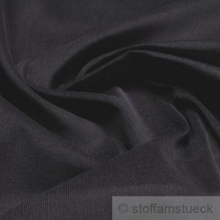 Stoff Baumwolle Cord schwarz Baumwollstoff Babycord Feincord
