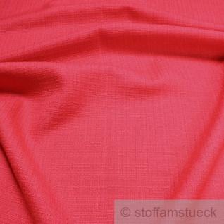 Stoff Wolle pink Flammgarn reine Wolle Wollstoff fuchsia