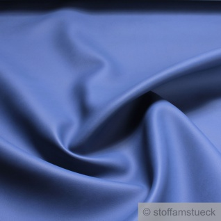 Stoff PVC Kunstleder skai® Palma NF jeansblau feine Narbung lichtecht
