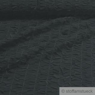 Stoff Polyester Chiffon schwarz Tüllbändchen transparent leicht