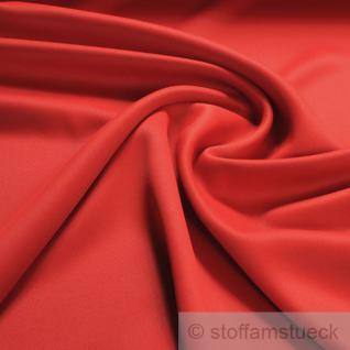 Stoff Polyester Verdunklungsstoff rot black out Gewebe weich fließend fallend