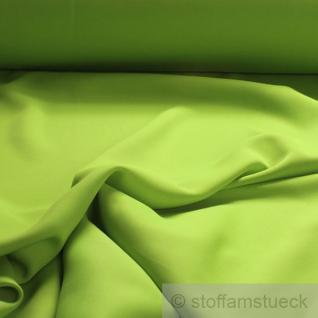 Stoff Polyester Verdunklungsstoff kiwi black out Gewebe weich