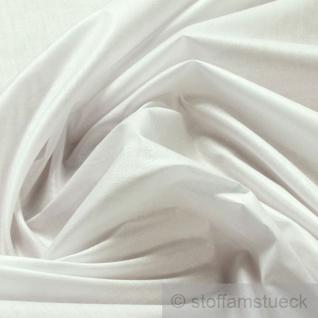 Stoff Baumwolle Batist weiß leicht luftig transparent Baumwollstoff