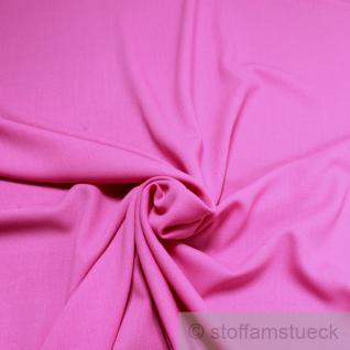 Stoff Polyester Viskose Satin pink knitterfrei fließend fallend weich