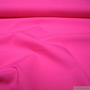 Stoff Baumwolle Popeline pink Baumwollstoff