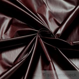 Stoff Nylon Polyester Leinwand dunkelrot atmungsaktiv leicht windundurchlässig rot