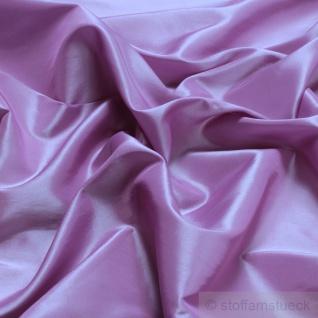 10 Meter Stoff Polyester Kleidertaft flieder Taft dezenter Glanz erdbeerrot