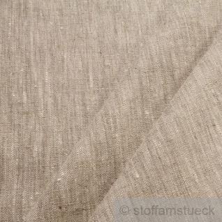 Stoff Leinen Leinwand sand Reinleinen beige weich schwer LARP