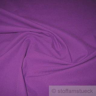 Stoff Baumwolle Popeline lila Baumwollstoff Farbe des Jahres 2018 Ultra Violett