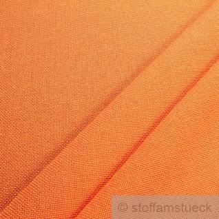 2 Meter Stoff Trevira® CS orange schwer entflammbar B1 80.000 Martindale