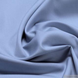 Stoff Baumwolle Leinwand pastellblau Baumwollstoff blau durchgefärbt