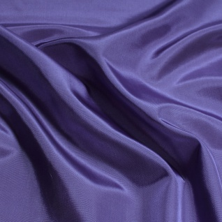 2 Meter Stoff Polyester Futter Taft lila Futterstoff fließend leicht glänzend