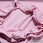 0, 5 Meter Baumwolle Lycra Bündchen rosa kbA GOTS 78 cm breit C.PAULI