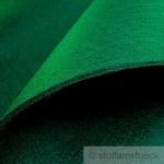 Stoff Polyester Filz grün stabil 4 mm dick Bastelfilz 100 cm breit waschbar
