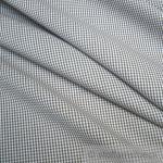 Stoff Baumwolle Vichy Karo klein braun weiß 1, 5 mm Swafing Canstein