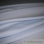 Stoff Baumwolle Vichy Karo klein hellblau weiß 1, 5 mm Swafing Canstein