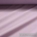 Stoff Baumwolle Vichy Karo klein flieder weiß 1, 5 mm Swafing Canstein