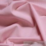 Stoff Baumwolle Hairline-Streifen rosa weiß 1 mm Streifen Nadelstreifen
