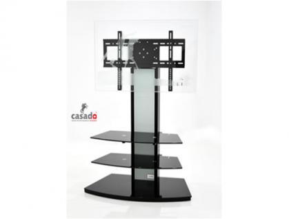 """""""Alhambra Stand"""" LCD TV Hifi Standkonsole Standfuß Rack Tisch Trägersystem"""