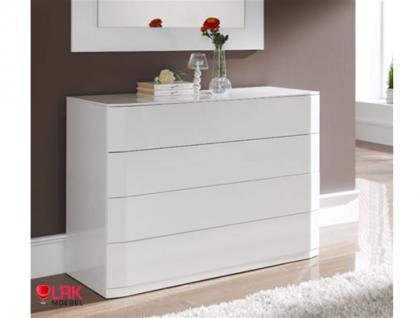 Hochglanz Kommode Diele Schlafzimmer Möbel Dupen Sideboard