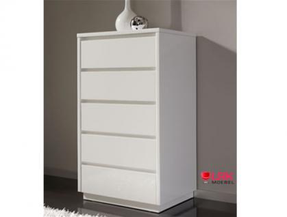 Dupen Hochglanz Kommode Regal Flur Diele Schlafzimmer Möbel Sideboard Lowboard