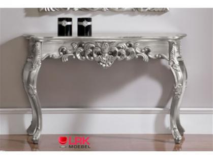 Dupen Konsole Antique Optik Konsolentisch Tisch Flur Barock Ornament Möbel 2 Farben