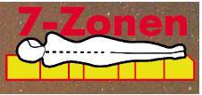 """Malie 7-Zonen-Latex-Matratze """"Aludra"""" H2, H3 - Vorschau 3"""