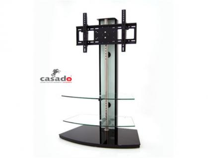 """""""Oviedo Stand"""" LCD TV Hifi Standkonsole Standfuß Rack Tisch Trägersystem"""