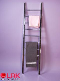 3800 Handtuchhalter im schönem Design mit 8 Sprossen zum Anlehnen an die Wand