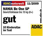 "Osann ""Night"" Babyschale BeOne SP deluxe Baby Kindersitz Autositz Auto KFZ 0+ - Vorschau 2"