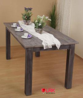 massivholztisch tisch m bel esstisch massiv holz in 2 farben und 3 gr en kaufen bei lrk. Black Bedroom Furniture Sets. Home Design Ideas