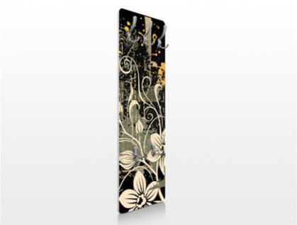 Design Wandgarderobe Print Garderobe Möbel Dielenmöbel Diele Flur Haken Neu - Vorschau 3