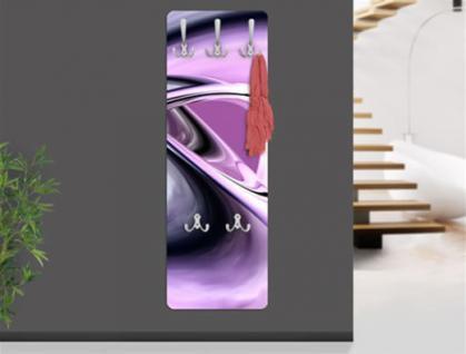 Design Wandgarderobe Drifting Druck Print Garderobe Möbel Diele Flur Haken Neu