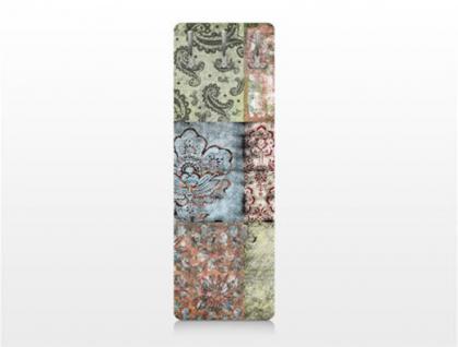 Design Wandgarderobe Druck Print Garderobe Möbel Diele Flur Haken Neu - Vorschau 2