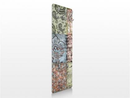 Design Wandgarderobe Druck Print Garderobe Möbel Diele Flur Haken Neu - Vorschau 3