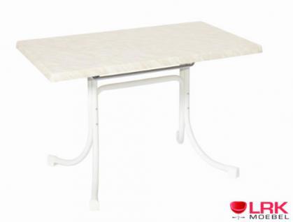 Acamp Tisch Gartentisch Gartenmöbel Möbel Garten Klappbar 110x70 cm in 3 Farben - Vorschau 3