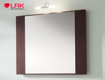 Badezimmer Wandspiegel mit Halogenbeleuchtung Burmah Serie