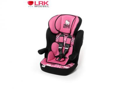 Osann i-max SP Hello Kitty Baby Sitz Kindersitz Kind Autositz Kfz Auto 9-36 KG