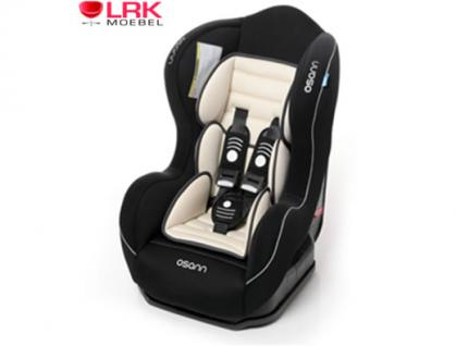 "Osann Safety One ISOFIX ""Night"" Sitz Baby Kindersitz Autositz Auto KFZ 9-18 KG"