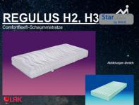 """Malie Comfortflex-Schaummatratze """"Regulus"""" H2, H3"""