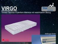 """Malie Tonnen-Taschen-Federkern-Matratze """"Virgo"""" H2"""