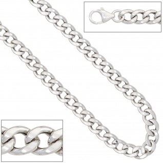 Panzerarmband Armband 925 Sterling Silber 21 cm Silberarmband Karabiner - Vorschau 4
