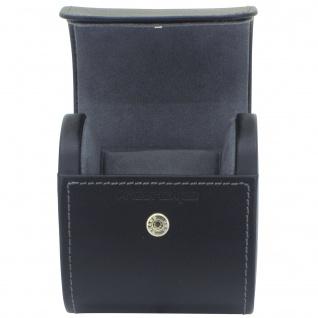 Friedrich Lederwaren Uhrenrolle Leder schwarz für 1 Uhr